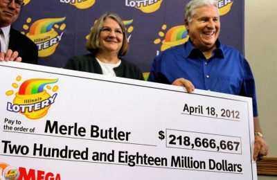 Рекорды лотерейных джекпотов - lottery jackpot records