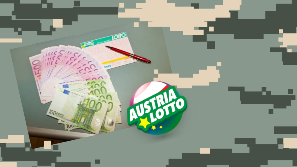 Lotto austria (lotto 6 out 45) - instruction: how to play from Russia