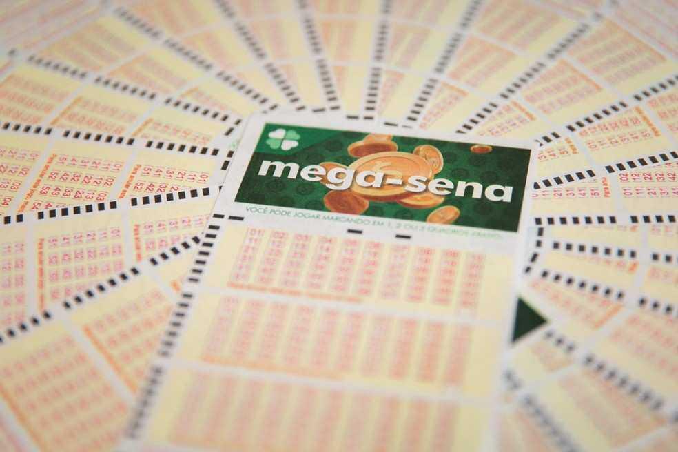 Mega-sena - risultato della mega-senna - lotterie g1