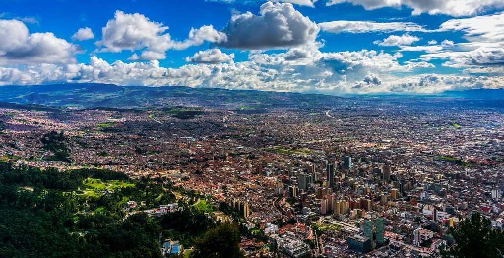Столица богота: где находится столица колумбии, фото и описание