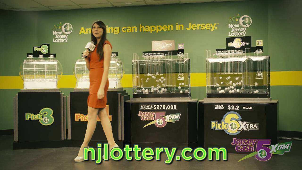 Lotería de nj | pop en efectivo pop en efectivo