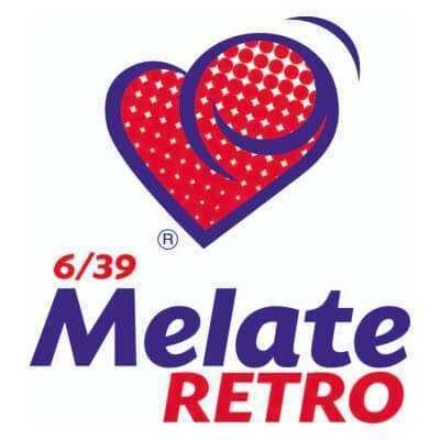 Mexico melate retro matrix