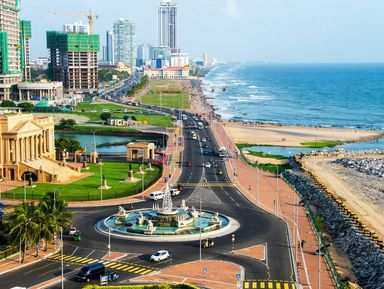 Holidays on the island of sri lanka: uncritical assessment