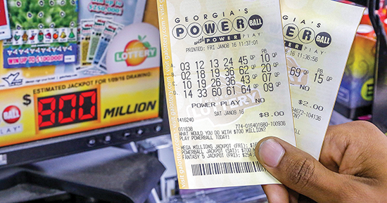 Рекорды лотерейных джекпотов - lottery jackpot records - qaz.wiki