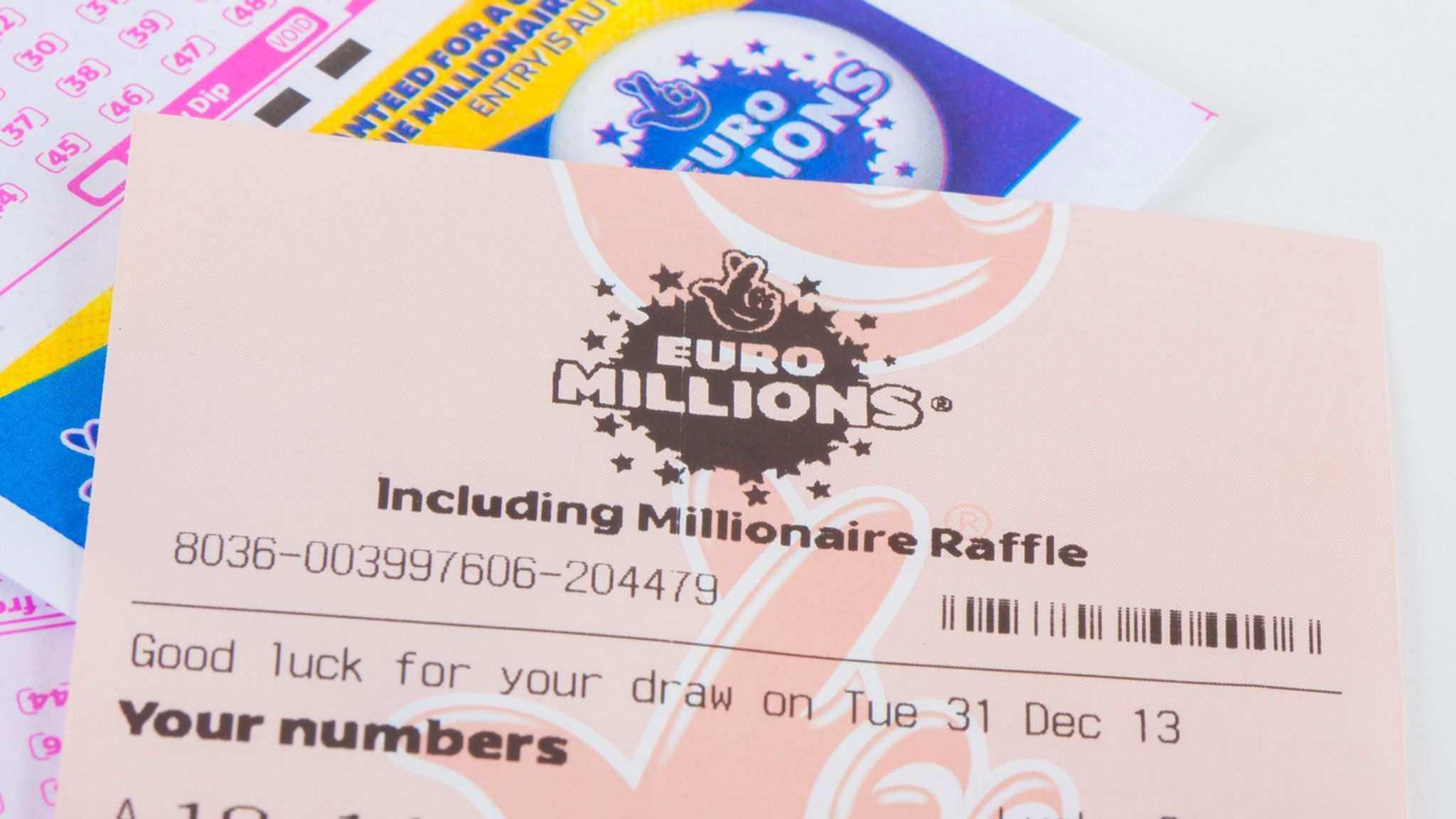 Wikizero - lottery jackpot records