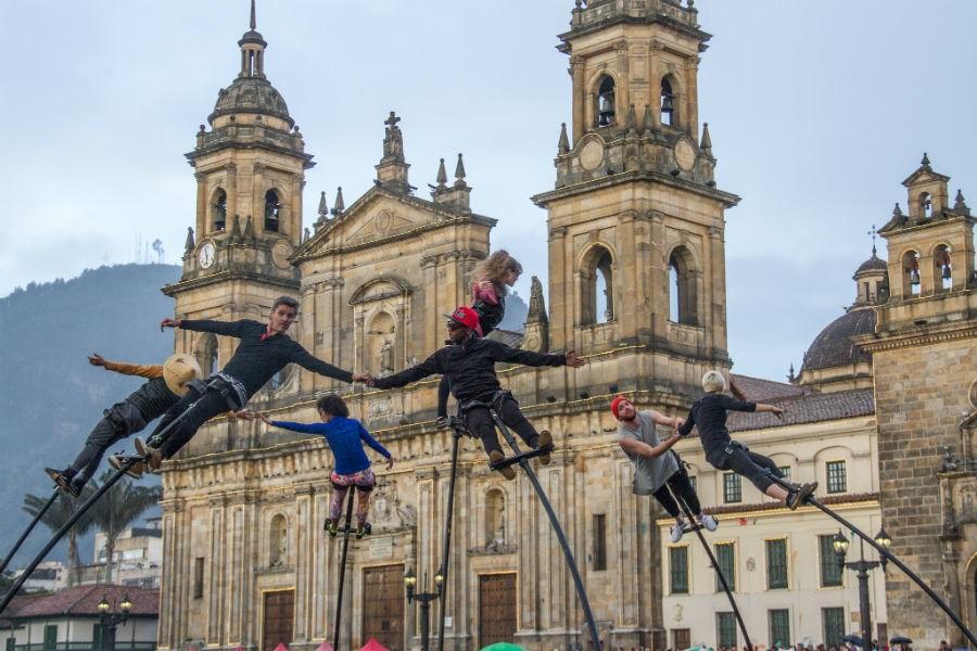 Bogota, colombia - new world encyclopedia