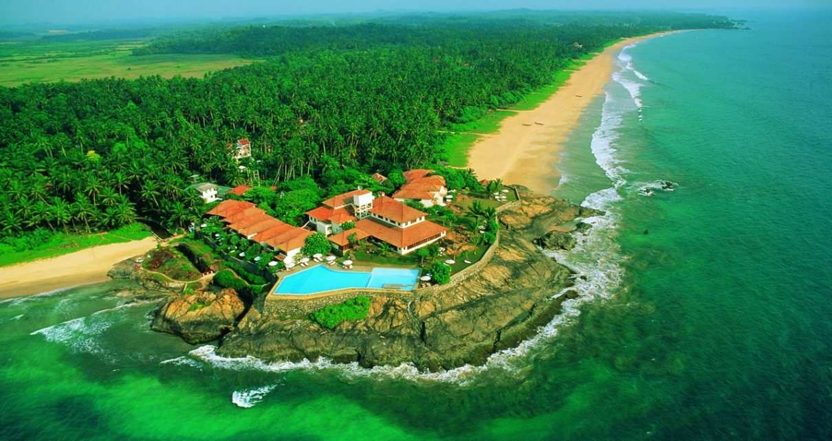Veligama bay, Sri Lanka. map, reviews, beach, weather, attractions, tours.  hotels nearby, Photo, video, how to get - tourist.ru